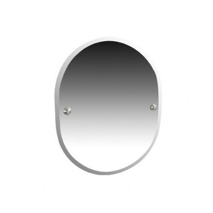 Miller Richmond Chrome Oval Mirror